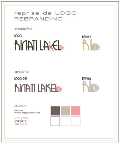 rebranding, edition / mise en page, illustration / לוגו, עיצוב לדפוס